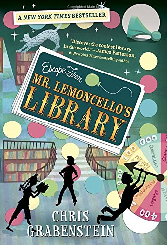 Escape from Mr. Lemoncello's Library Image