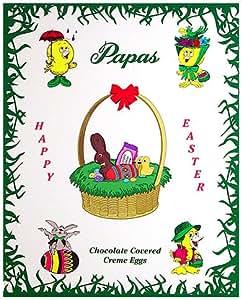 Papas French Cream Eggs 24ct Box