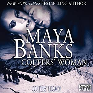 Colters' Woman: Colter's Legacy, Book 1 Audiobook