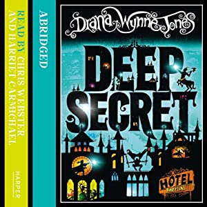 Deep Secret | [Diana Wynne Jones]