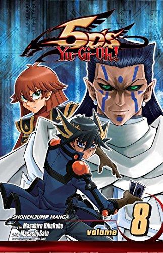 Yu-Gi-Oh! 5D's Volume 8
