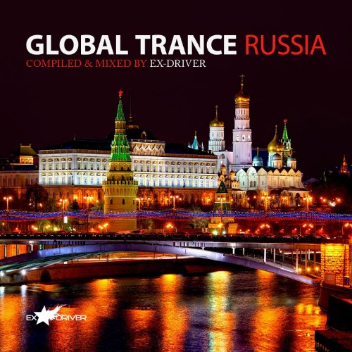 VA - Global Trance Russia  Mixed By Ex-Driver-CD-2014-QMI Download