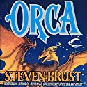 Orca: Vlad Taltos, Book 7 Audiobook by Steven Brust Narrated by Bernard Setaro Clark, Angele Masters