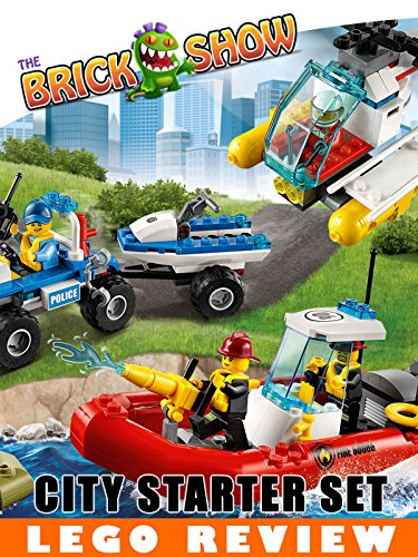 LEGO City Starter Set Review (60086)