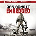 Embedded (       UNABRIDGED) by Dan Abnett Narrated by Eric G. Dove