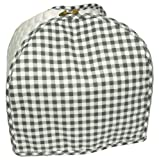 Gingham Sage 2 Slice Toaster Appliance Cover