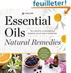 Essential Oils Natural Remedies: The...