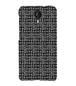 EPICCASE tiny spots Mobile Back Case Cover For Micromax Canvas Nitro 4G E455 (Designer Case)