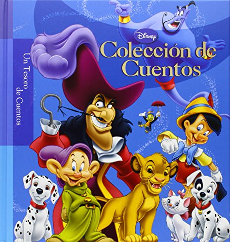 Disney Tesoro de cuentos: Coleccion de cuentos (Un Tesoro De Cuentos / a Treasure of Stories) (Spanish Edition)
