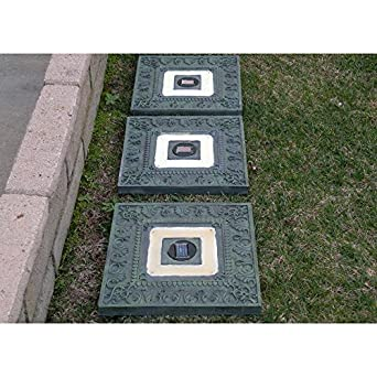Solar stepping stones 5 pack