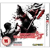 Resident Evil: The Mercenaries 3D (Nintendo 3DS)by Capcom