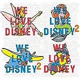 Coffret We Love Disney (Coffret 2CD+2DVD - Tirage Limité)