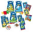 Tinti Buntes Badezimmer Vorteilspack, 1er Pack (1 x 7 St�ck)
