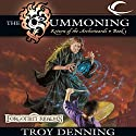 The Summoning: Forgotten Realms: The Return of the Archwizards, Book 1 Audiobook by Troy Denning Narrated by Kevin Kraft