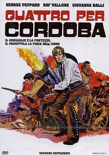 Quattro per Cordoba (versione restaurata) [IT Import]