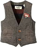 Scotch Shrunk Jungen-Weste 13440933500 Gilet plus Pochet
