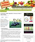 Antioxidant-fruits