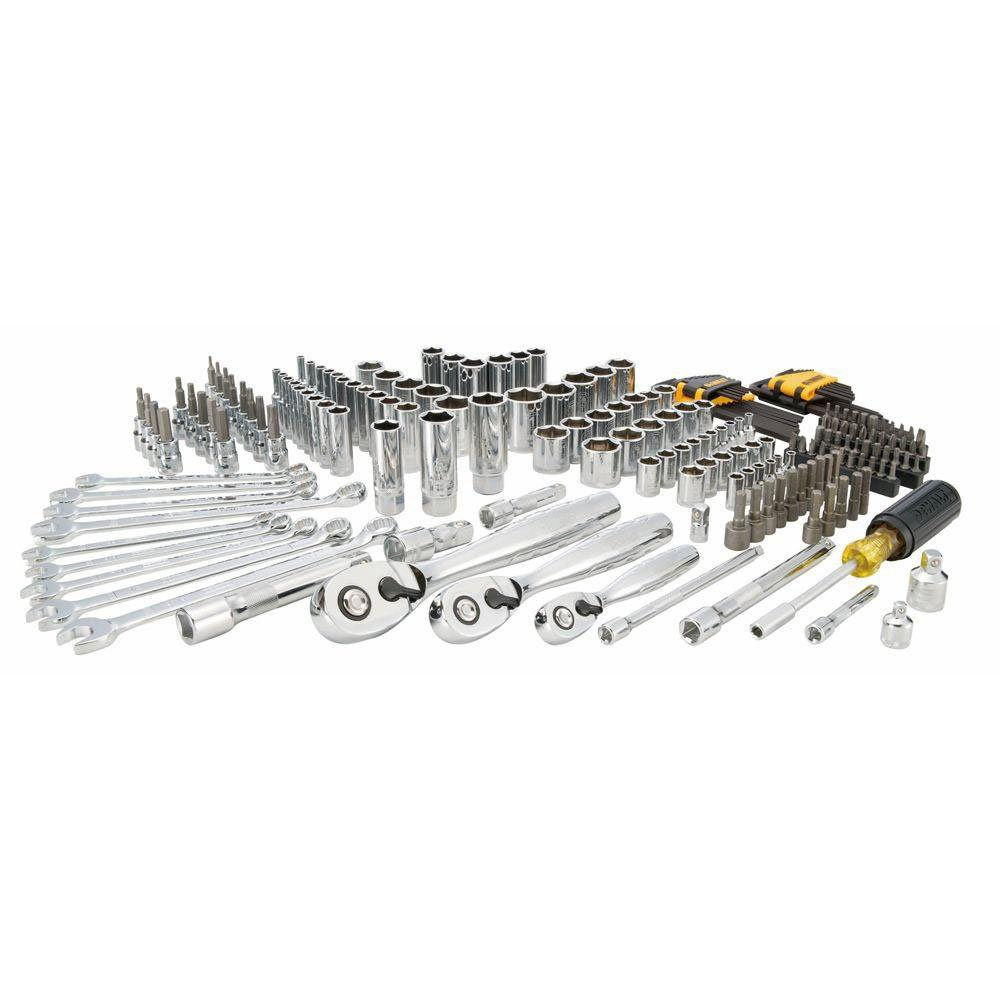 Dewalt 200 Piece Mechanics Tool Set