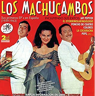 LOS MACHUCAMBOS Pepito - YouTube