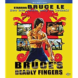 Bruce's Deadly Fingers [Blu-ray]