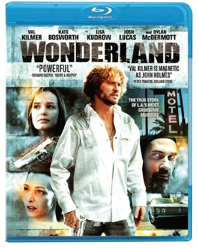 Cover art for  Wonderland [Blu-ray]