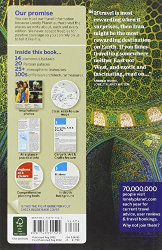 Iran (Inglés) (Country Regional Guides)