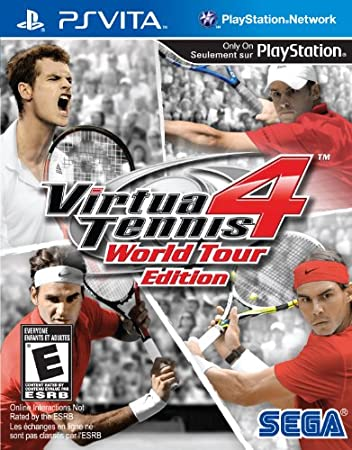 Virtua Tennis 4 - Sony PSP