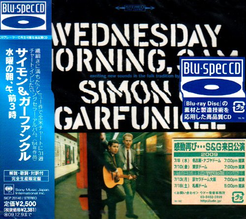 Simon and Garfunkel-Wednesday Morning 3 A.M.-REMASTERED BSCD2-2014-JRP Download