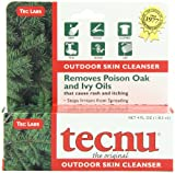 Tecnu Outdoor Skin Cleanser, 4-Ounce
