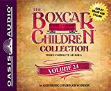 img - for The Boxcar Children Collection Volume 24: The Mystery of the Pirate's Map, The Ghost Town Mystery, The Mystery in the Mall book / textbook / text book