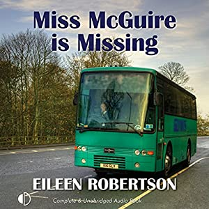 Miss McGuire is Missing Audiobook