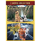 Homeward Bound: Incredible Journey and Homeward Bound 2: Lost San Francisco Double Feature DVD