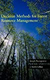 img - for Decision Methods for Forest Resource Management by Joseph Buongiorno (2003-02-20) book / textbook / text book