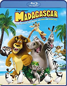 "Cover of ""Madagascar [Blu-ray]"""