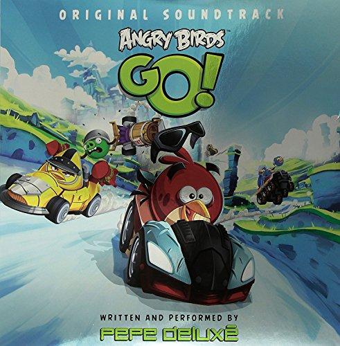 Soundtrack - Angry Birds Go (LP Vinyl)