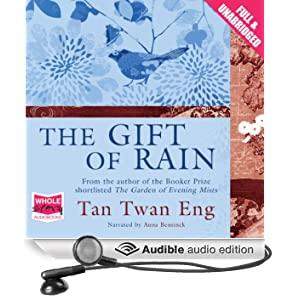 The Gift of Rain (Unabridged)