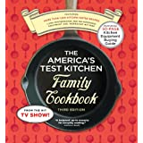 The America's Test Kitchen Family Cookbook 3rd Edition: Cookware Rating Edition ~ America's Test Kitchen
