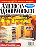 img - for American Woodworker, July 2008 Issue book / textbook / text book