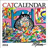 Kliban CatCalendar 2014 Mini Wall Calendar