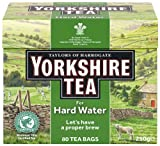 Taylors Of Harrogate Yorkshire Tea for Hard Water 80 Teabags (pack Of 5,total 400 Teabags)