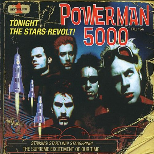 Powerman 5000 - Rock The Halls - Zortam Music