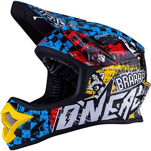 0603W-102 - Oneal 3 Series Wild Motocross Helmet S Multi