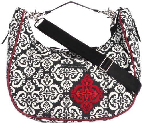 Petunia Pickle Bottom Glazed Touring Tote - Frolicking in Fez