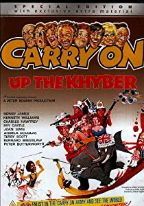 Cover of &quot;Carry On... Up the Khyber [Regi...