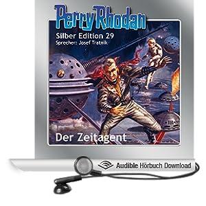 Der Zeitagent (Perry Rhodan Silber Edition 29)