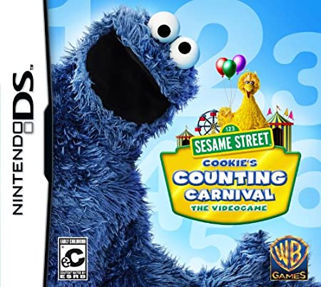 Sesame Street Play & Learn Bundle: Cookie's Counting Carnival - With Stylus Bundle