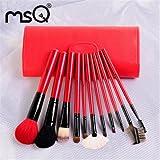 MSQ 11 piece Red
