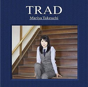 竹内まりや「TRAD(初回限定盤) (DVD付)」