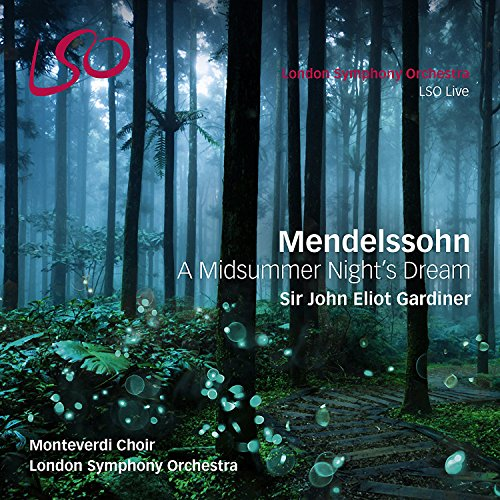 SACD : MENDELSSOHN / KNOX / WAKEFIELD - Midsummer Night's Dream