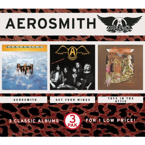 Aerosmith - Aerosmith/Get Your Wings/Toys in the Attic [1998] Disc 3 - Zortam Music